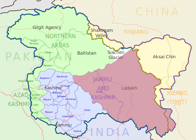 Kashmir Union Territory