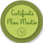 Master certificate